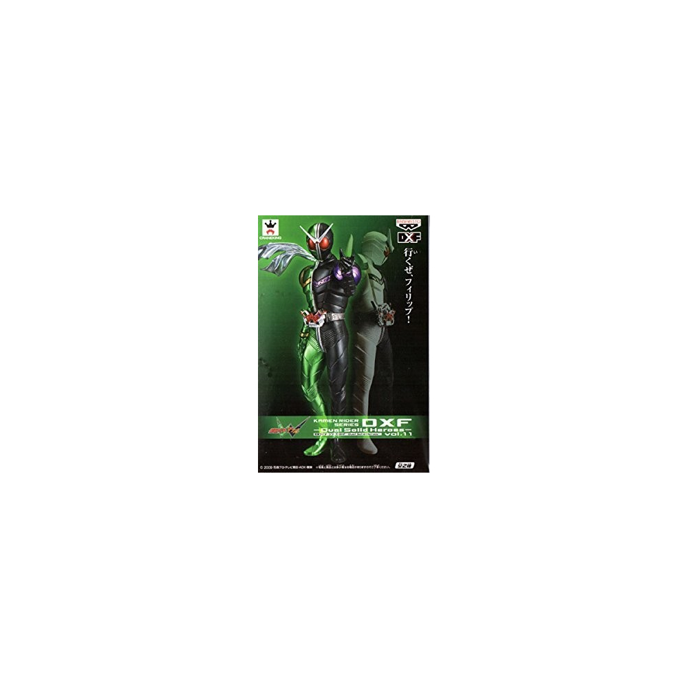 Kamen Rider - Figurine Cyclone Joker Dual Soldier Dxf Vol.11