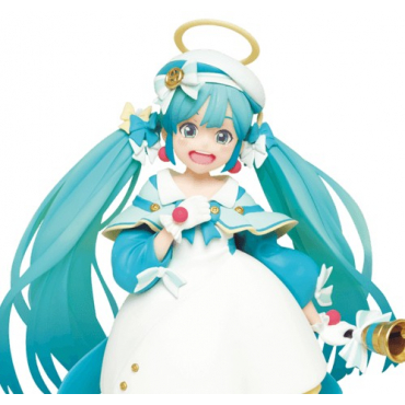 Vocaloid - Figurine Hatsune Miku Winter Version