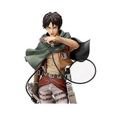 Attack On Titan - Figurine Eren Yeager Brave Act