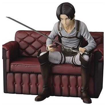 Attack On Titan - Figurine Levi Rivaille Ichiban Kuji