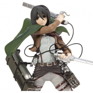 Attack On Titan - Figurine Mikasa Premium