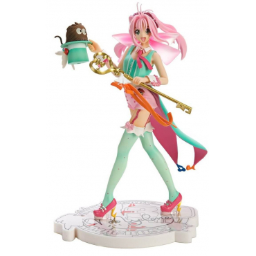Macross - Figurine Mylene Jenius SQ Collection Costume Crossover