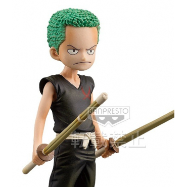 One Piece - Figurine Zoro Grandline Children Vol.5