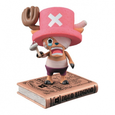 One Piece - Figurine Chopper Ichiban Kuji History Of Chopper Lot A