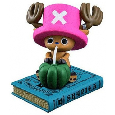 One Piece - Figurine History Of Chopper Skypiea Ichiban kuji Lot D