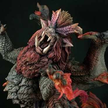 Monster Hunter - Figurine Teostra Creators Model