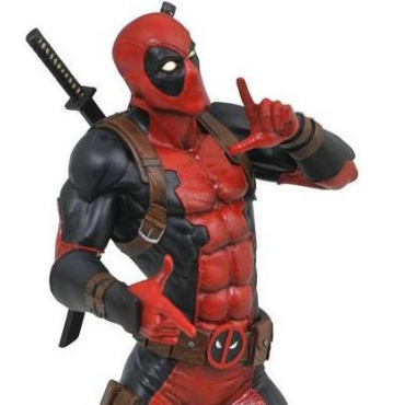 Marvel - Figurine Deadpool Taco Truck Gallery
