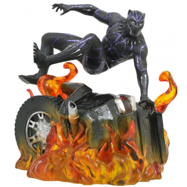 Marvel - Figurine Black Panther Gallery