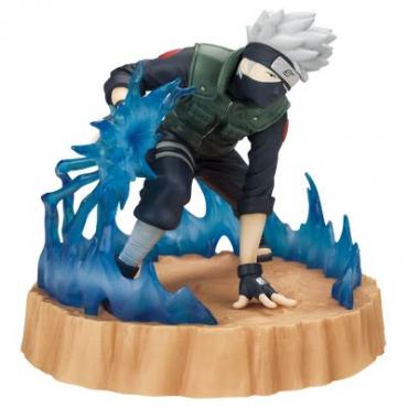Naruto - Figurine Kakashi Ichiban Kuji Lot C