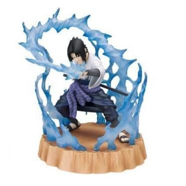 Naruto - Figurine Sasuke Uchiwa Ichiban kuji Lot B