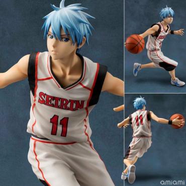 Kuroko No Basket - Figurine Tetsuya Kuroko Megahouse