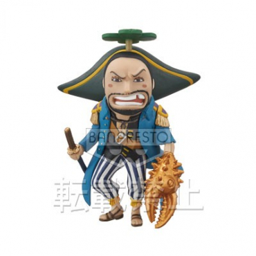 One Piece - Figurine Gyro WCF TV256 Vol.31