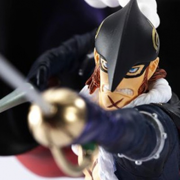 One Piece - Figurine Drake Scultures