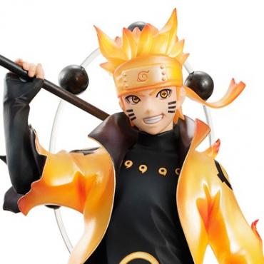 Naruto - Figurine Naruto Rikudo Sennin GEM