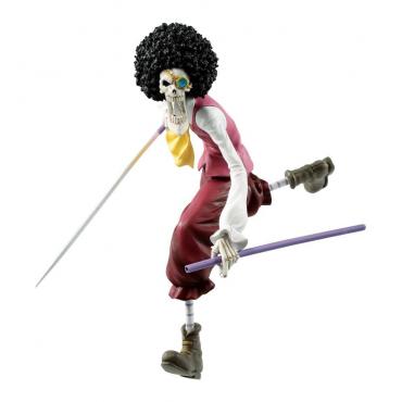 One Piece - Figurine Brook Stampede Ichibansho