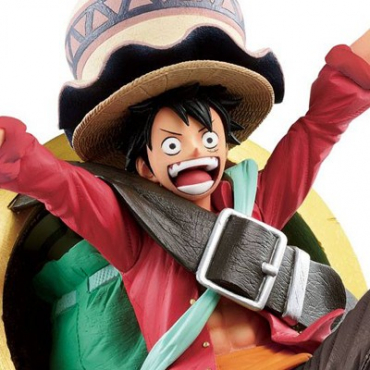 One Piece Stampede - Figurine Monkey D Luffy Ichibansho