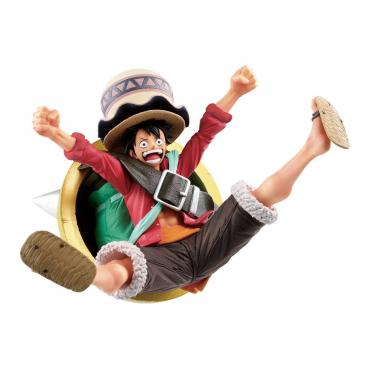 One Piece Stampede - Figurine Monkey D Luffy Ichibansho