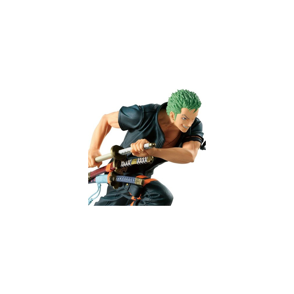One Piece Stampede - Figurine Roronoa Zoro Ichibansho
