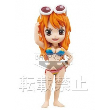 One Piece - Figurine Nami Film Z WCF FZ003