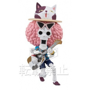 One Piece - Figurine Brook Film Z WCF FZ008