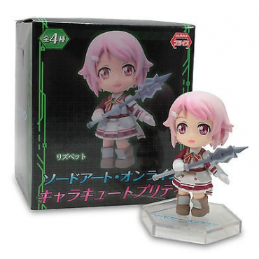 Sword Art Online - Figurine Chibi Lisbeth