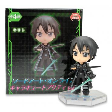 Sword Art Online - Figurine Chibi Kirito