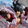 One Piece - Figurine Monkey D Luffy Gears 4 Snake Man Portrait Of Pirates