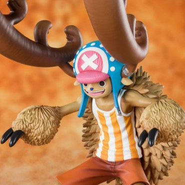One Piece - Figurine Chopper Cotton Candy Lover Figuarts Zero
