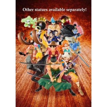 One Piece - Figurine Nico Robin Devil Child Figuarts Zero