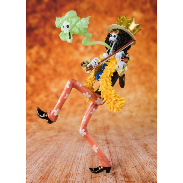 One Piece - Figurine Brook Humming Figuarts Zero