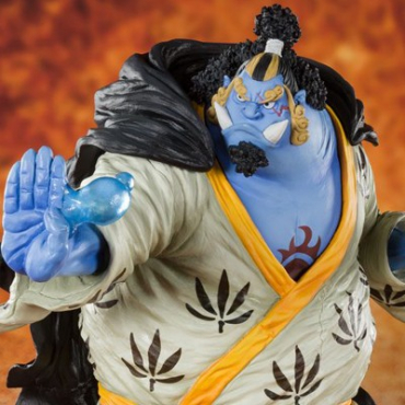 One Piece - Figurine Jinbei Knight of the Sea Figuarts Zero