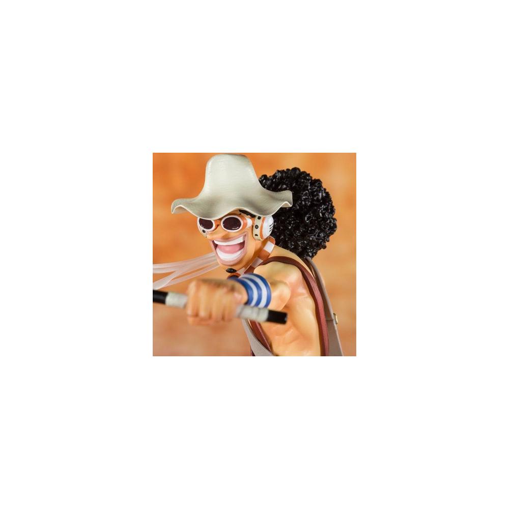One Piece - Figurine Usopp Sniper King Figuarts Zero