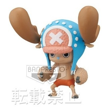 One Piece - Figurine Chopper WCF FZ013 Film Z
