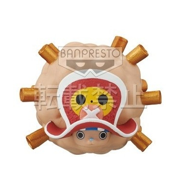 One Piece - Figurine Chopper WCF FZ016 Film Z