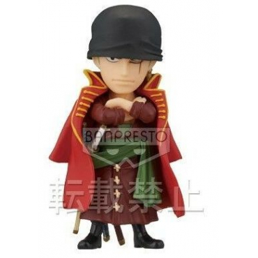 One Piece - Figurine Roronoa Zoro WCF FZ018 Film Z