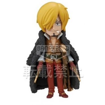 One Piece - Figurine Sanji WCF FZ021 Film Z