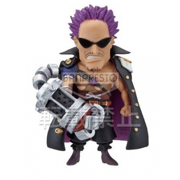 One Piece - Figurine Zetto WCF FZ025 Film Z Vol.4