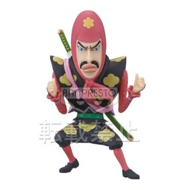 One Piece - Figurine Bins WCF FZ027 Film Z Vol.4