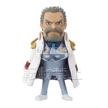 One Piece - Figurine Monkey D Garp WCF FZ031 Film Z Vol.4