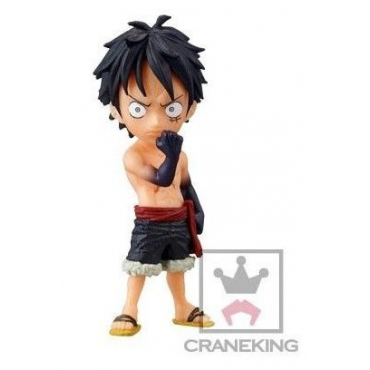 One Piece - Figurine Monkey D Luffy WCF FZ033 Film Z Vol.5