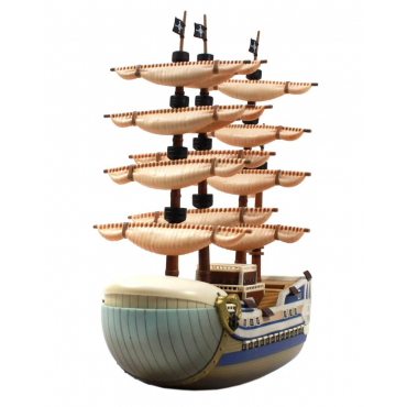 One Piece - Figurine Mobydick Grandline Ship
