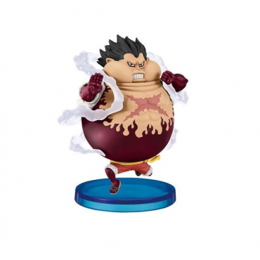 One Piece - Figurine Monkey D Luffy WCF Battle Of Luffy Whole Cake Island Vol.1