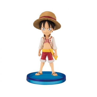 One Piece - Figurine Monkey D Luffy WCF BOL03 Whole Cake Island Vol.1