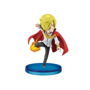 One Piece - Figurine Sanji WCF BOL03 Whole Cake Island Vol.1