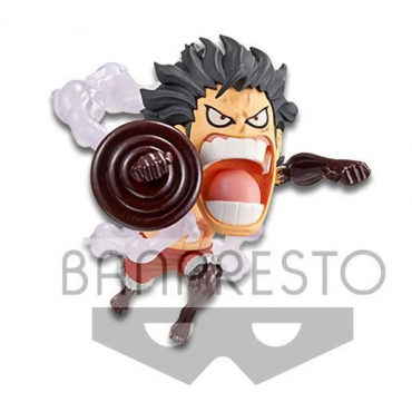 One Piece - Figurine Monkey D Luffy Snake Man WCF BOL05 Whole Cake Island Vol.1