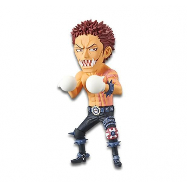 One Piece - Figurine Katakuri WCF BOL06 Whole Cake Island Vol.1