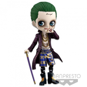 Suicide Squad - Figurine Joker Q Posket