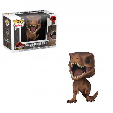 Jurassic Park - Figurine POP Tyrannosaurus Rex