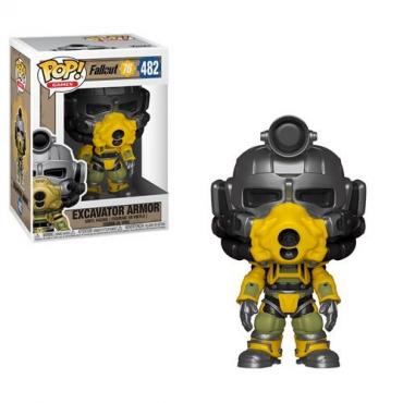 Fallout 76 - Figurine POP Excavator Armor