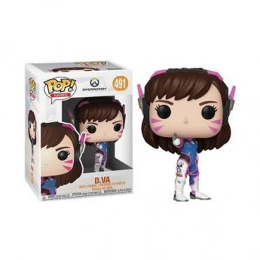 Overwatch - Figurine POP D.VA